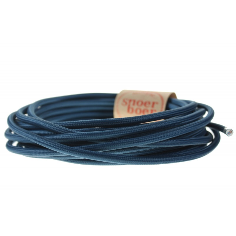 colored cable jeans blue