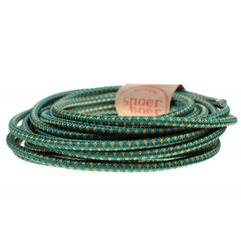 Royal harlequin colored cable