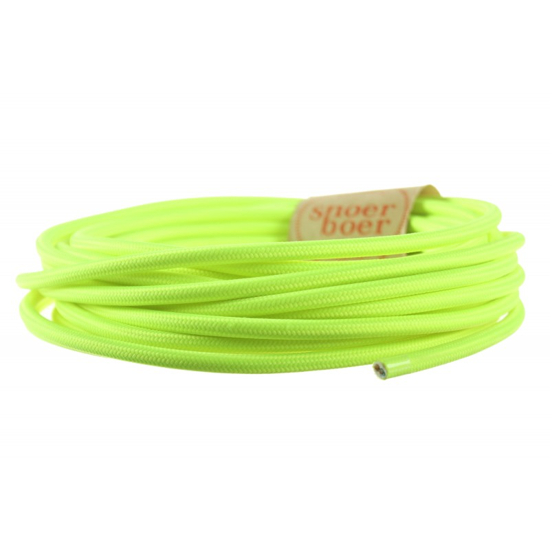 Light Essentials colored cable neon yellow