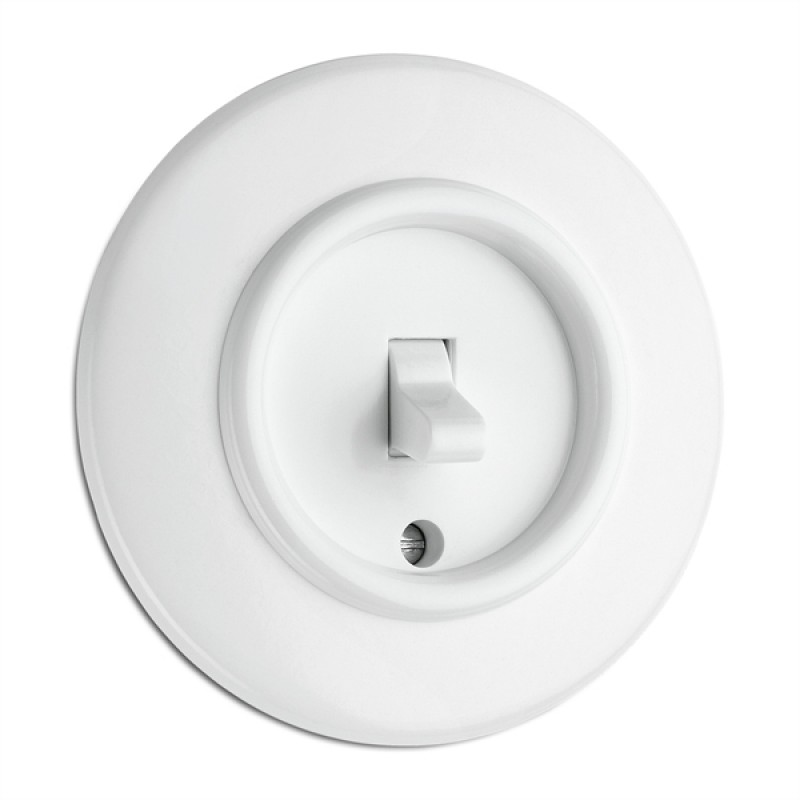 Duroplast built-in flip toggle switch Light Essentials